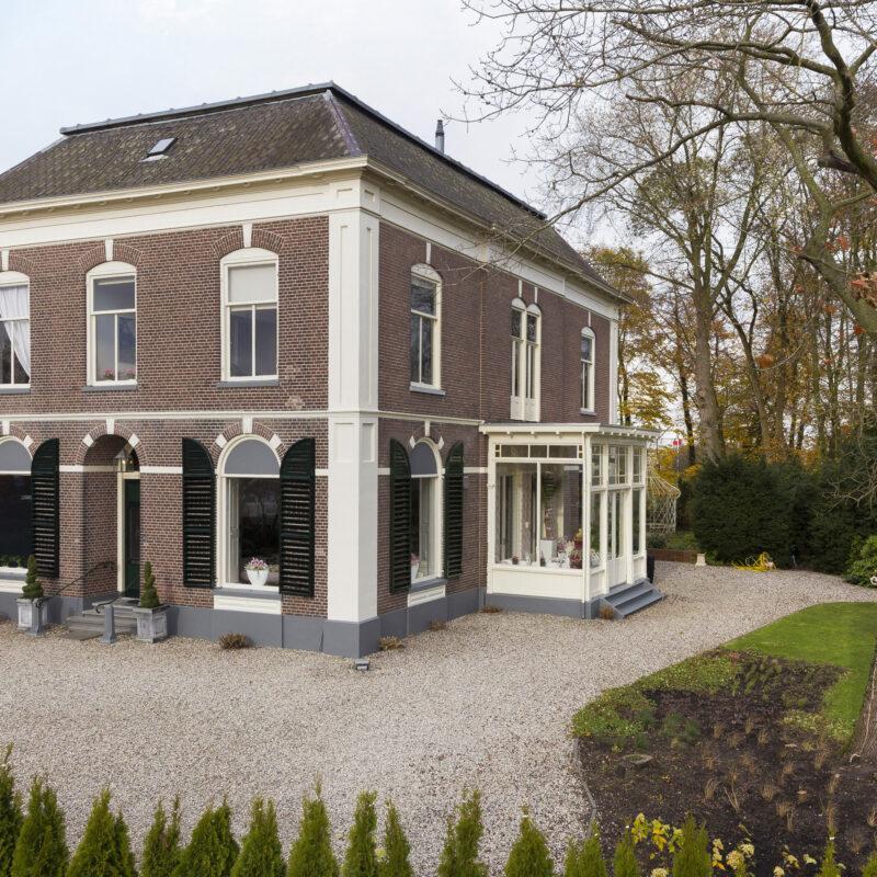Prachtige stijlvolle woning
