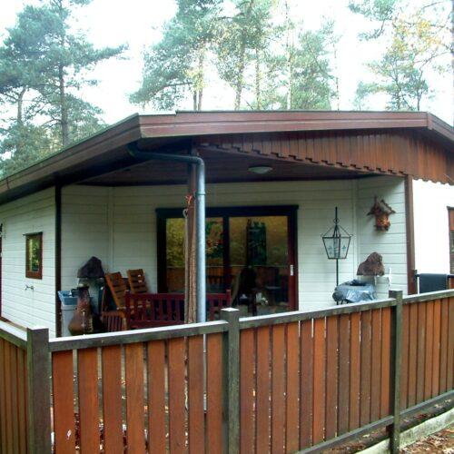 bungalow met veranda